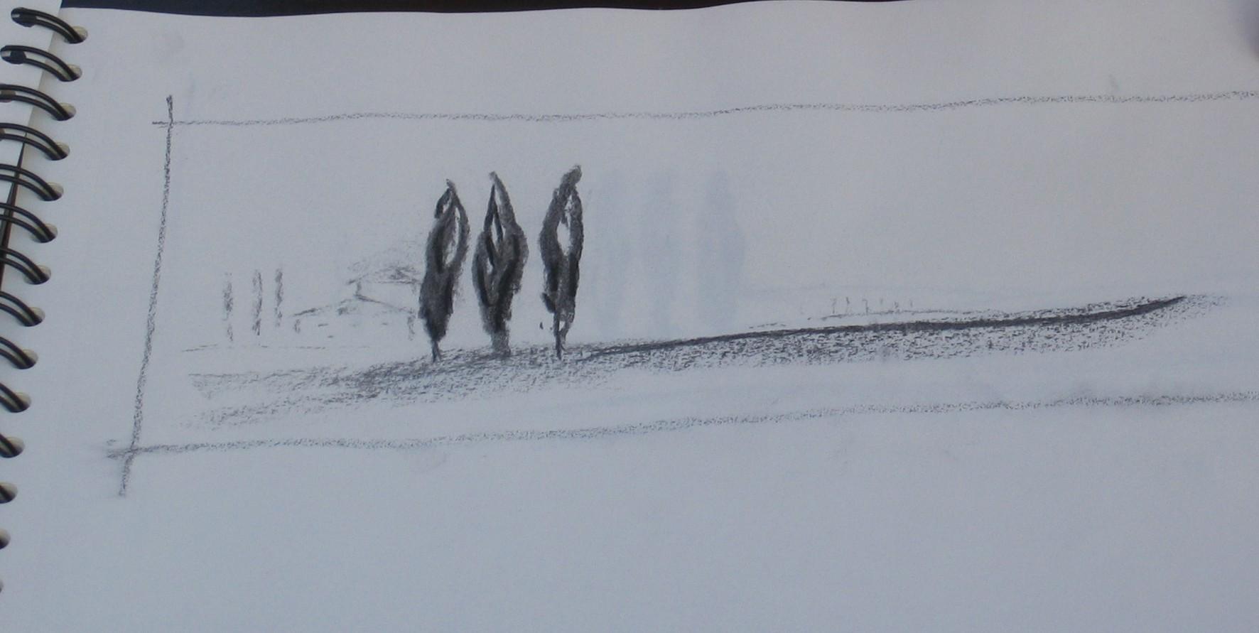 5 Skizze Malreise